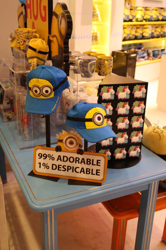 Despicable Me Minion Mart » id212 Pte Ltd, Singapore